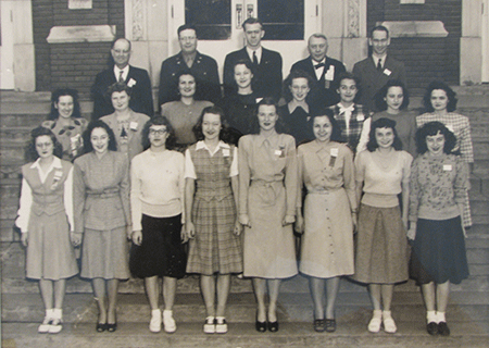 2nd National Convention held at Oklahoma A&M College, in Stillwater, OK