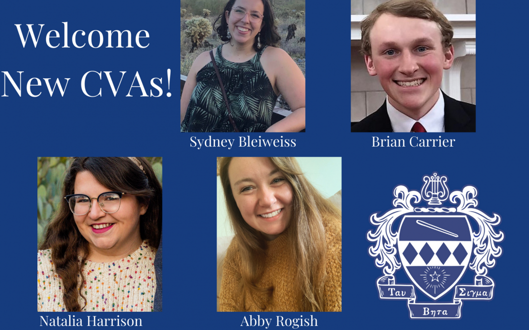 Welcome New CVAs!