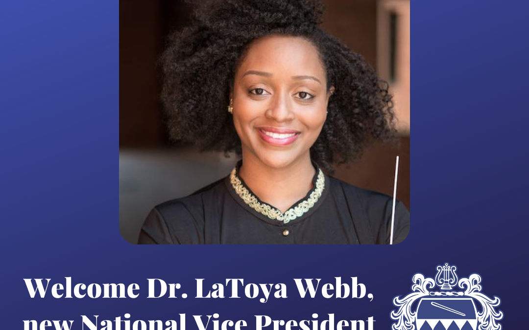 Welcome Dr. Webb to NVPPR Role!